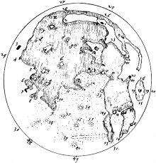 harriot u0027s maps of the moon new interpretations notes and records