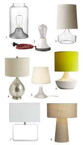 Bedroom Table Lamps The Best Basics Good Cheap Bedside Table Lamps Apartment Therapy