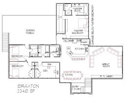 very attractive design custom bi level house plans 15 modified