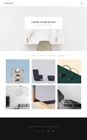 pure mix 6 pages free html css templates