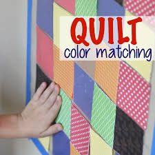 Matching Colors Llama Llama Red Pajama Quilt Color Matching I Can Teach My Child