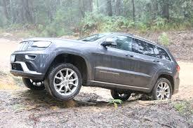 jeep cherokee off road tires jeep grand cherokee summit diesel review 4x4 australia