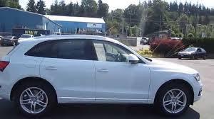 Audi Q5 White - 2015 audi q5 ibis white stock 110018 walk around youtube