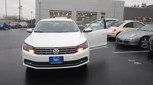 passat volkswagen 2016 2016 volkswagen passat pure white stock 110907 walk around