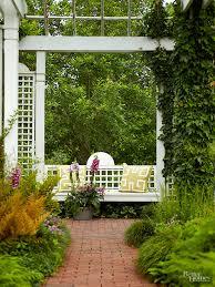 Backyard Bench Ideas Garden Bench Ideas