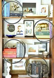 bookshelf decorations office bookshelf decorating ideas beautiful traditional home office