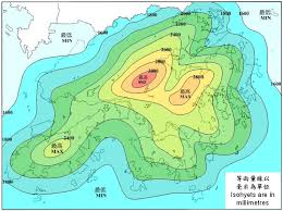 what is a climate map climate of hong kong