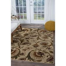Can You Shoo An Area Rug Impressions Floral Area Rug Assorted Sizes Sam S Club