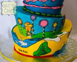 dr seuss birthday cakes dr seuss birthday cakecentral