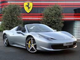 Ferrari 458 Manual - used ferrari 458 cars for sale motors co uk