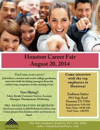 Send Resume To Jobs by Talent Career Fairs Houston Sales U0026 Retail Career Fair August 20
