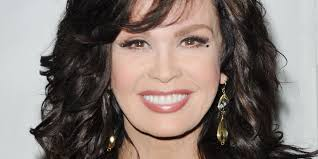 how to cut hair like marie osmond look marie osmond ditches signature look for completely new style
