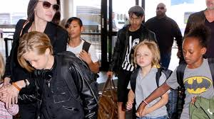 angelina jolie moving to hollywood mansion one mile from brad