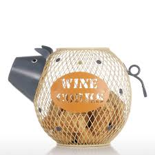 best and cheap beige tooarts lovely piggy wine cork container home