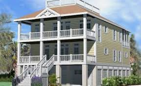 house plans with rooftop decks roof deck house plans southern cottages