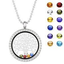mothers day birthstone necklace mothers birthstone necklace ebay