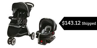 graco amazon black friday graco fastaction click connect travel system 143 12 shipped