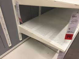 tips ikea algot adjustable shelving systems ikea algot system