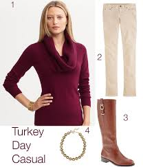 what to wear wednesday thanksgiving dinner gray