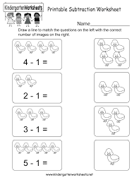index of images worksheets subtraction