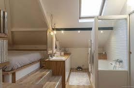 salle de bain dans chambre sous comble salle de bain sous pente 5m2 of salle bain sous pente urosrp com