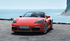 porsche boxster 2016 price 2017 porsche 718 boxster price specs and photos