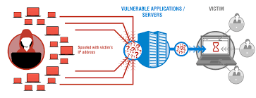 facts about denial of service attacks udp flood dns ntp and