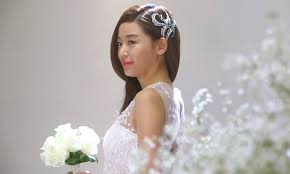 wedding dress song 15 stunningly beautiful wedding dresses from k dramas
