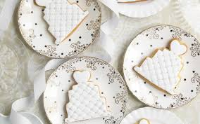 wedding cake cookies quilted wedding cake cookies recipe food to