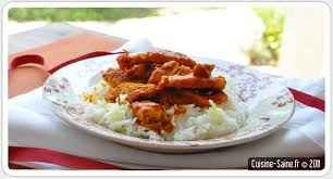 curcuma en cuisine recette bio poulet sauce tomate et curcuma cuisine saine