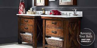 pottery barn bathroom ideas bathroom furniture decor pottery barn