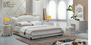 New Design Bedroom New Design For Leather Bed