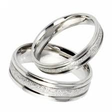 silver wedding bands wedding rings silver wedding corners