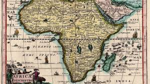 africa map before colonization the real map of africa foreign affairs