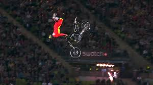 Thomas Pages Fmx 540 Red Bull X Fighters Munich Youtube