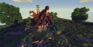 minecraft building ideas 2 medieval nordic style house youtube