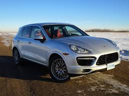 porsche cayenne turbo s horsepower 2014 porsche cayenne turbo s car and rider