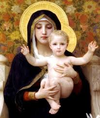 who is the artist of this painting of mary jesus popular