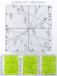 this is such a fun activity to practice graphing linear equations