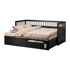 hemnes daybed frame ikea sofa single bed bed for two and storage