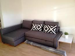 Corner Sofas On Ebay Furniture Luxury Friheten Corner Sofa Bed For Your Living Room