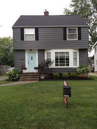 Grey House Paint by 48 Best Exterior Paint Images On Pinterest Exterior Paint House