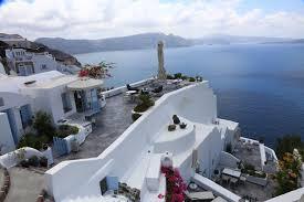 aris caves santorini hotel review aris caves santorini greece family luxury travels
