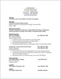 undergraduate curriculum vitae pdf sles psychology resume template therpgmovie
