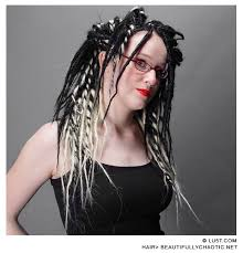 installing extension dreads in short hair beautifully chaotic designs double ended single ended extension dreads