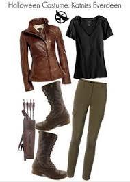Katniss Halloween Costume Halloween Costumes Plaid Shirts Google Halloween