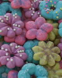 remarkable home spring spritz cookies