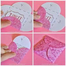 how to make envelopes how to make mini valentine s and a free printable worthing court