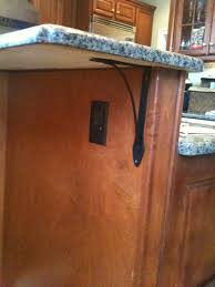 kitchen island outlet gen3 electric 215 352 5963 adding an outlet on a kitchen island