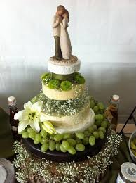 wedding cake made of cheese italian cheese wedding cake 2012 g b russo